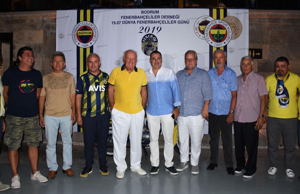 19.07 Dünya Fenerbahçeliler Günü etkinliği