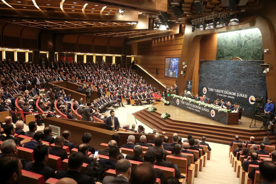 BODTO Türkiye Ekonomi Şurası'nda yer aldı