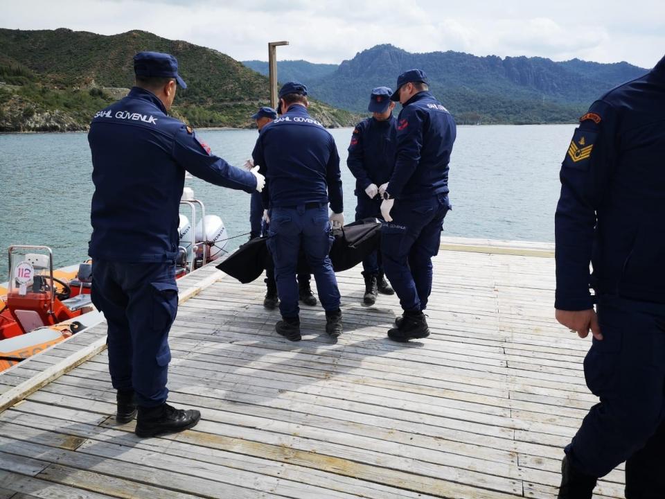 Denize açıldıktan sonra haber alınamayan kişinin cesedi bulundu