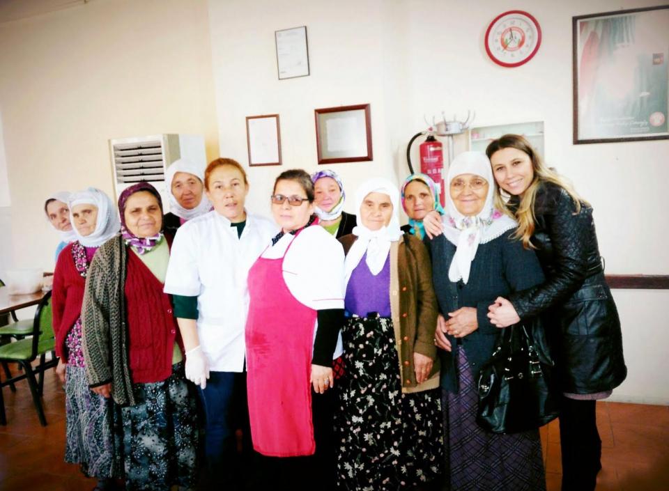 48 mahallede kadınlara kanser taraması