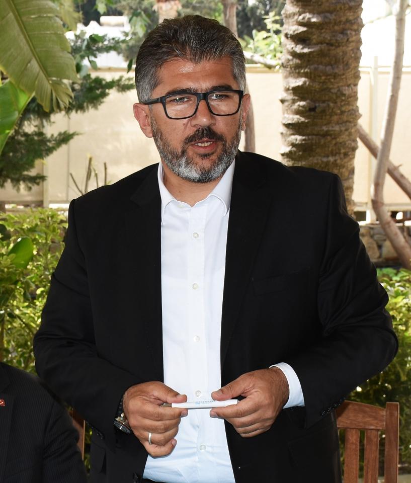 - AK Parti Muğla Milletvekili Öztürk: Bodrum'da 14 bin kaçak bina var