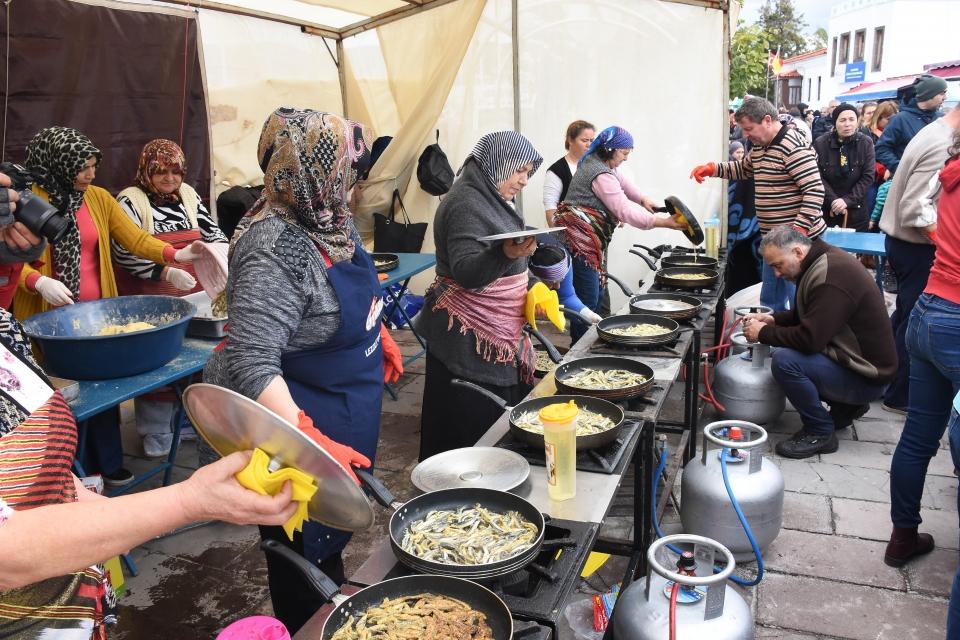 4. Bodrum Hamsi Festivali yapıldı
