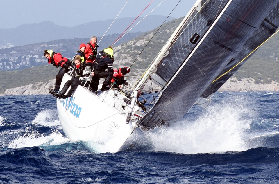 50 teknede yaklaşık 450 sporcu katıldı