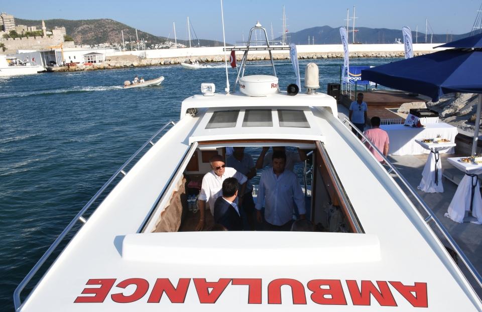 Deniz ambulansı