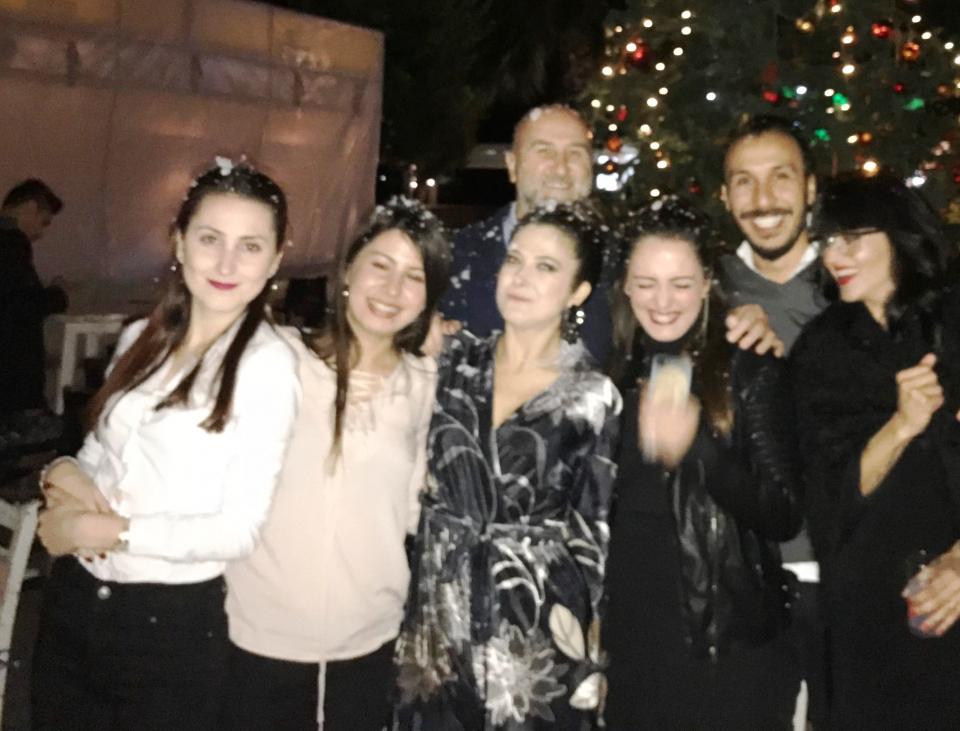 BOSİS'ten Erken Yeni Yıl Kutlaması