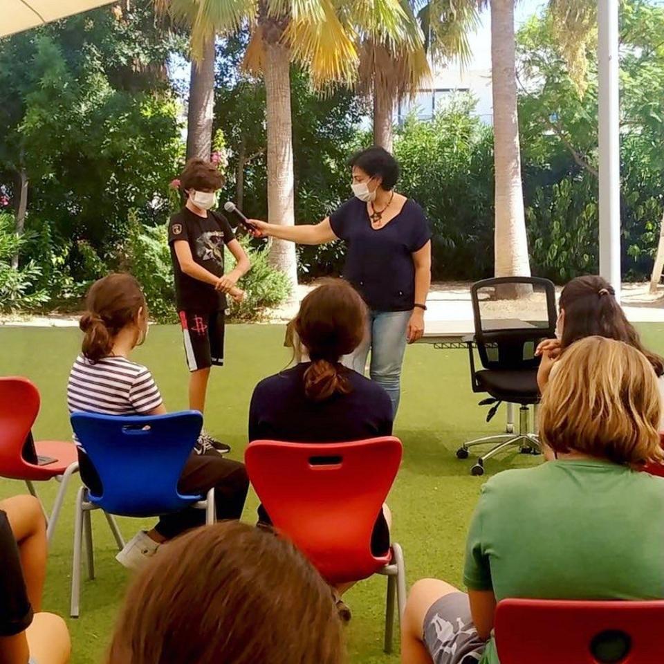 Bahçeşehir Koleji COVİD-19 Bilinçlendirme Eğitimi