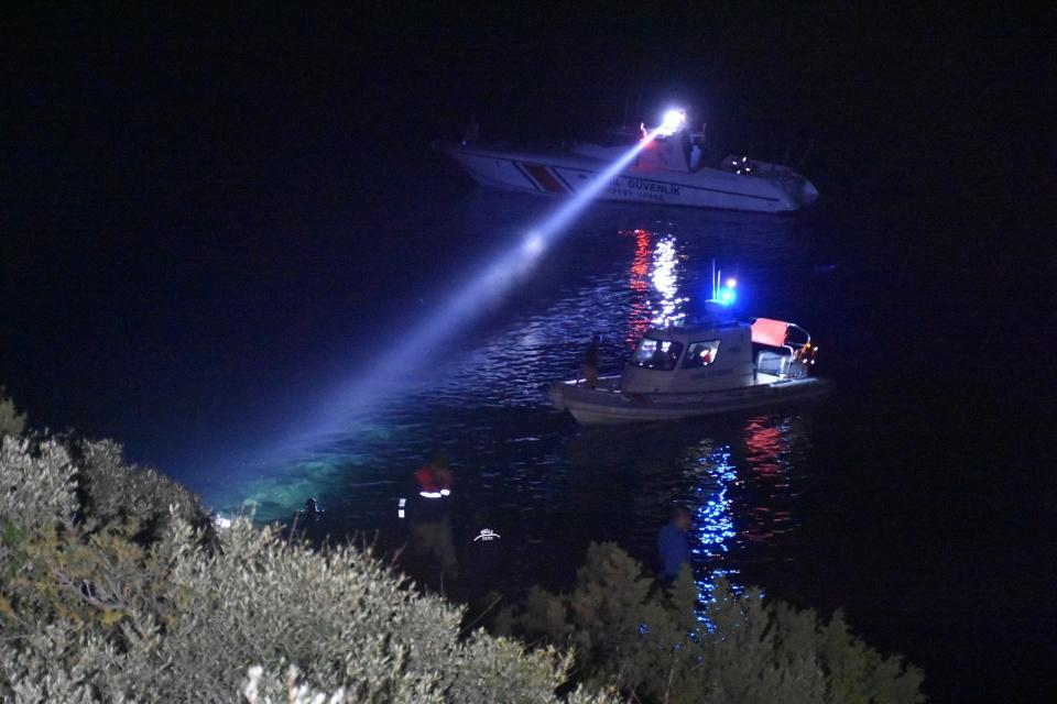 Otomobili denize devrilen İSMAİL ALTINDAĞ vefat etti