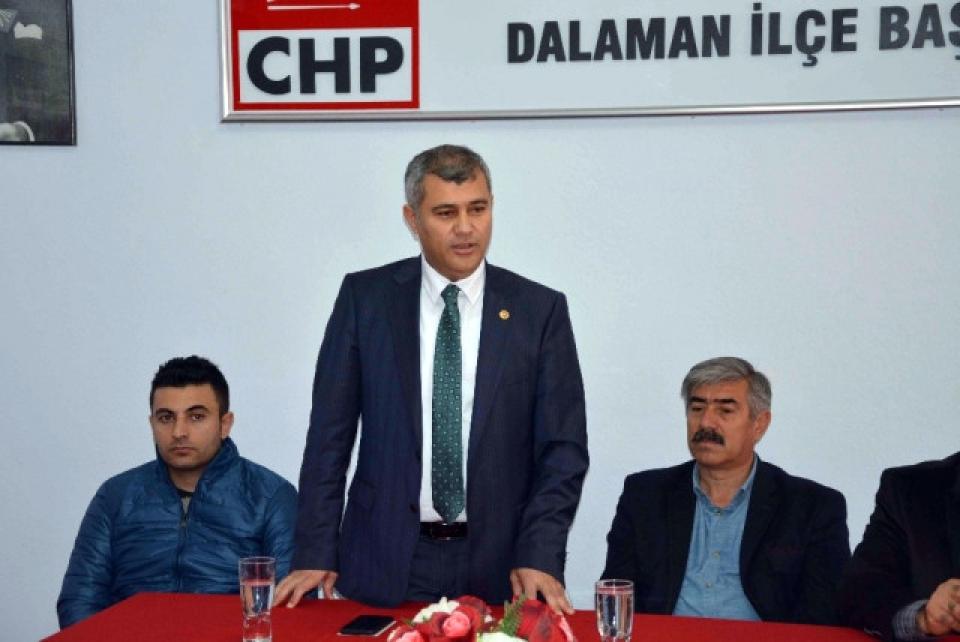 CHP'li Üstündağ:
