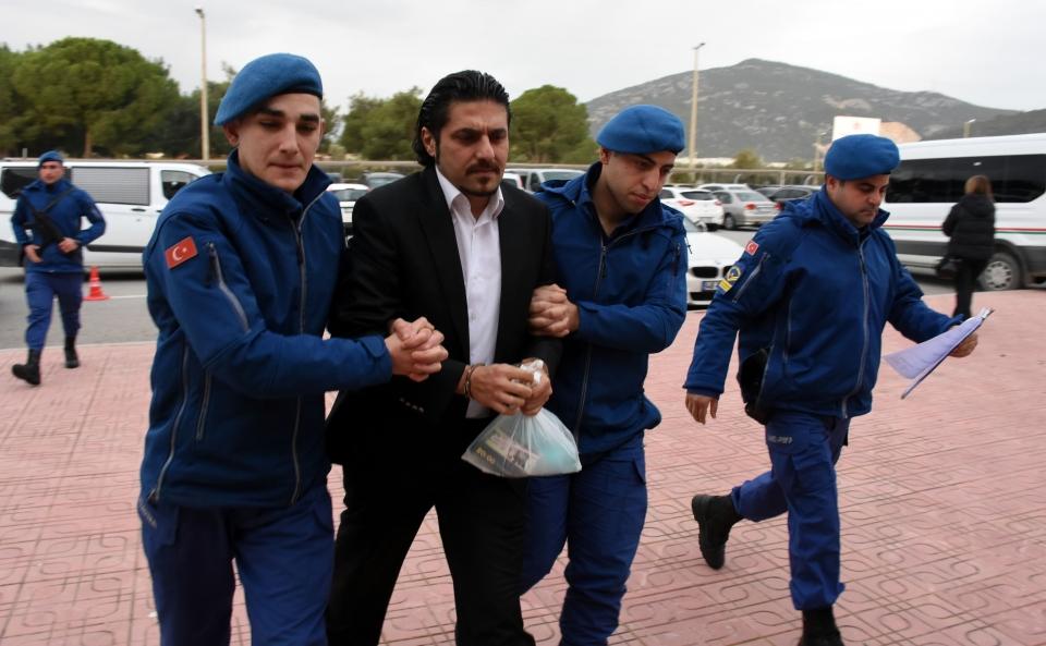 Ali Özdemir davasına DEVAM EDİLDİ