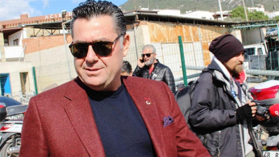 Bodrum Belediye Başkanı Mehmet Kocadon CHP'den istifa etti