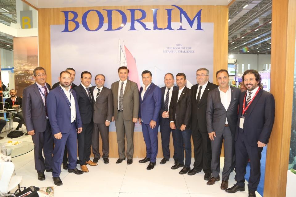 Bodrum Travel Turkey İzmir Fuarı'nda tanıtılıyor