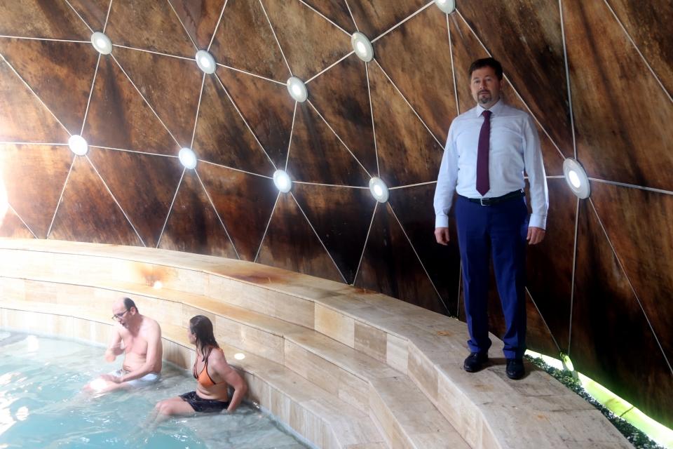 Muğla termal sağlık turizminin merkezi olmaya aday