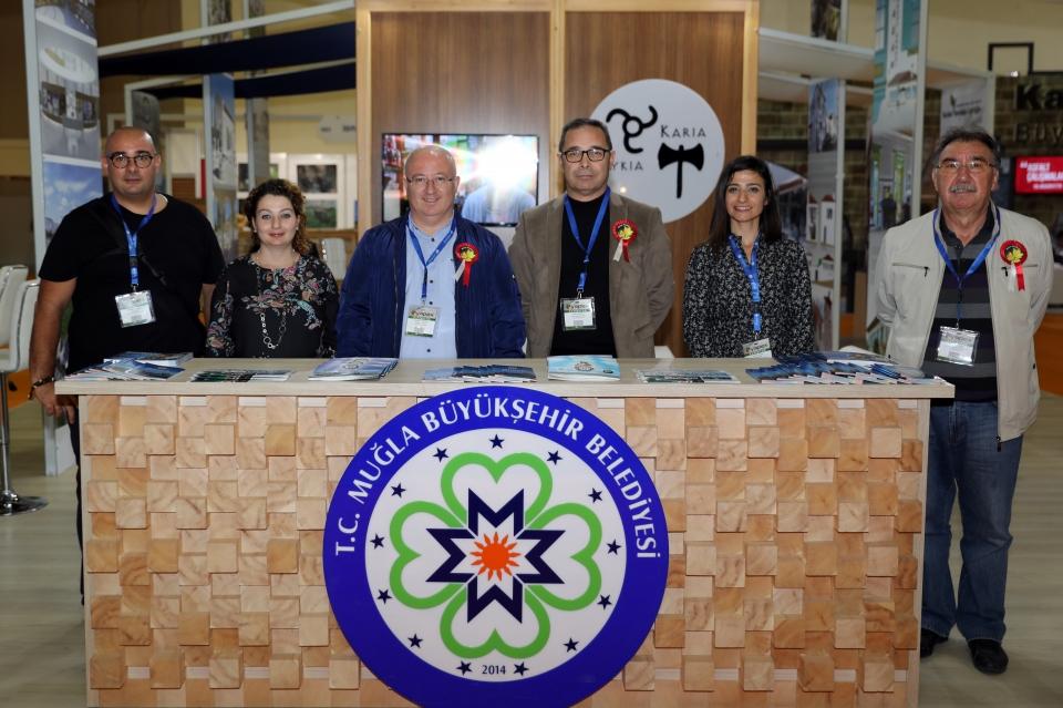 Menteşe Belediyesi, Yapex  Fuarında Görücüye Çıktı