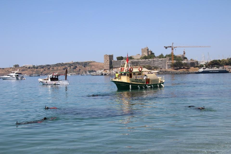 Denize En Çok Mavi Yakışır 4'üncü yılını tamamladı