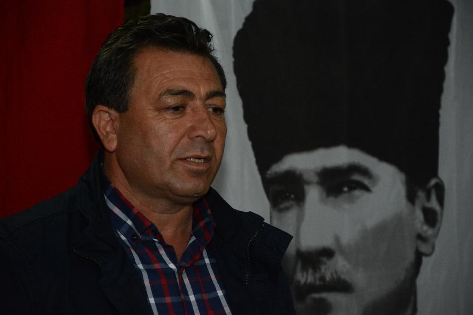 """CHP Muğla İl Başkanı'ndan referandum değerlendirmesi:  """"Kabul etmiyor, tanımıyoruz"""""""