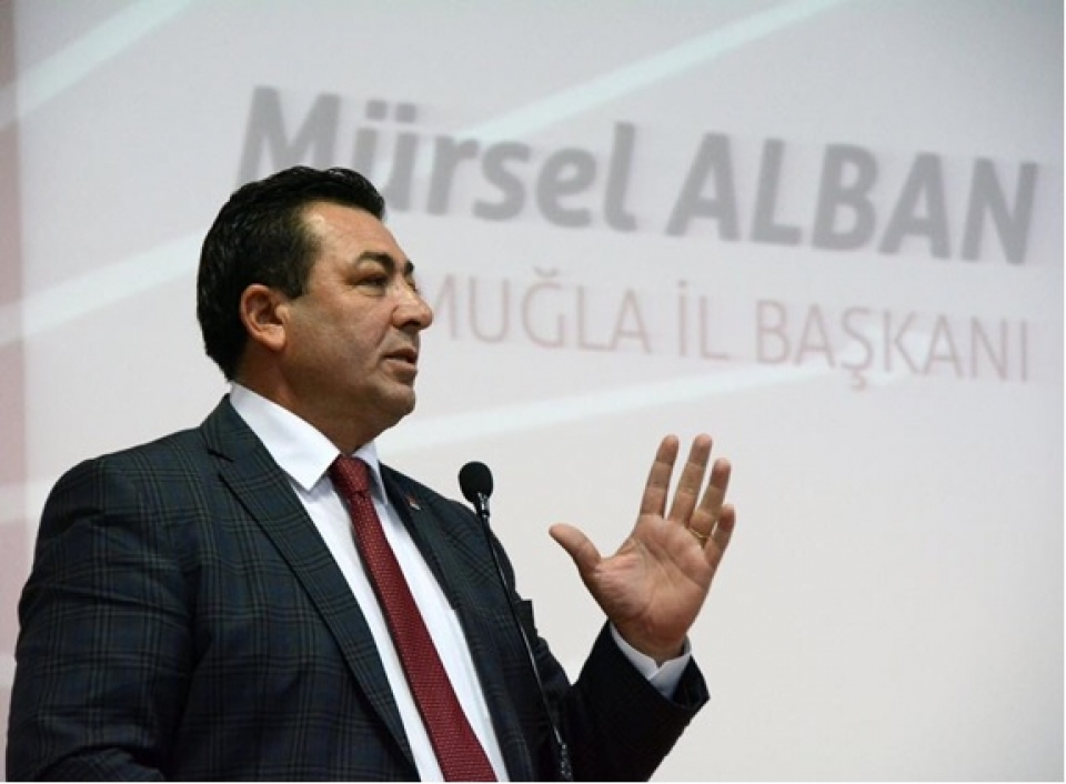 Mürsel Alban: