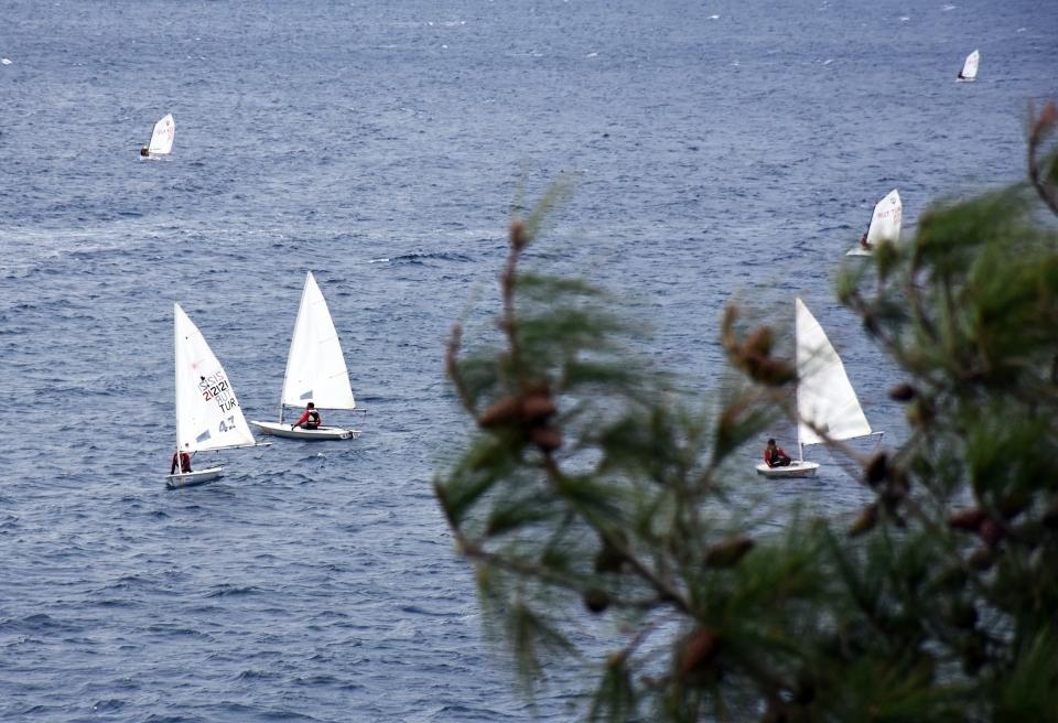 TYF Kış Kupası Yelken Yarışları'na doğru