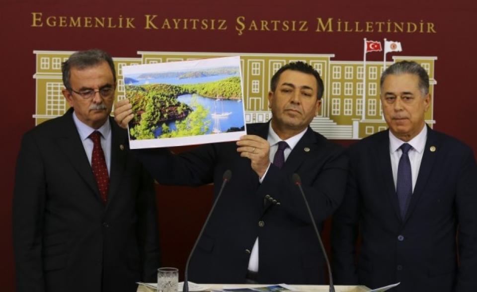 CHP Muğla milletvekillerinden Kissebükü tepkisi