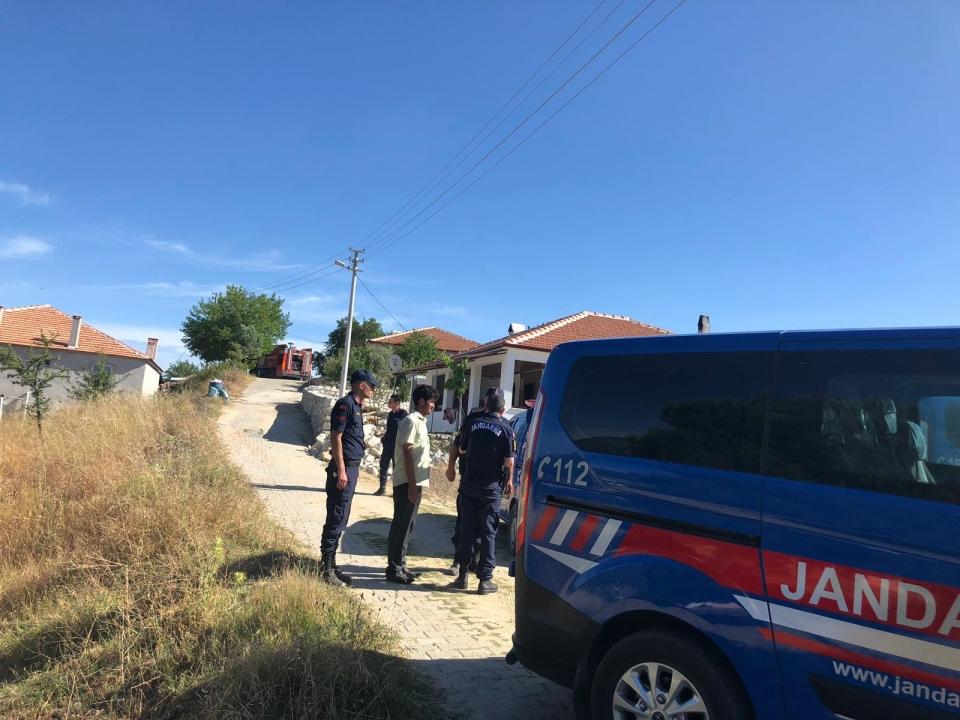 Milas'ta kadın cinayeti