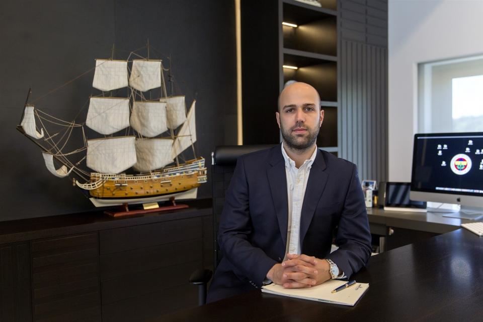 Çağdaş Holding İcra Kurulu Üyesi Dağlarca Çağlar: Bodrum'da 5-6 milyar  dolarlık yatırım sürüyor