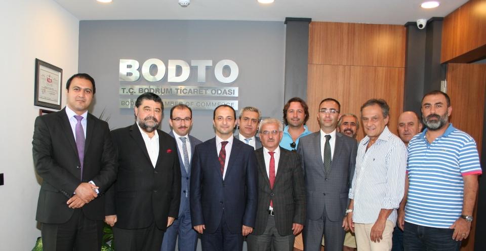 BODTO Başkanı  Yapılandırma  Yasasına  dikkat çekti