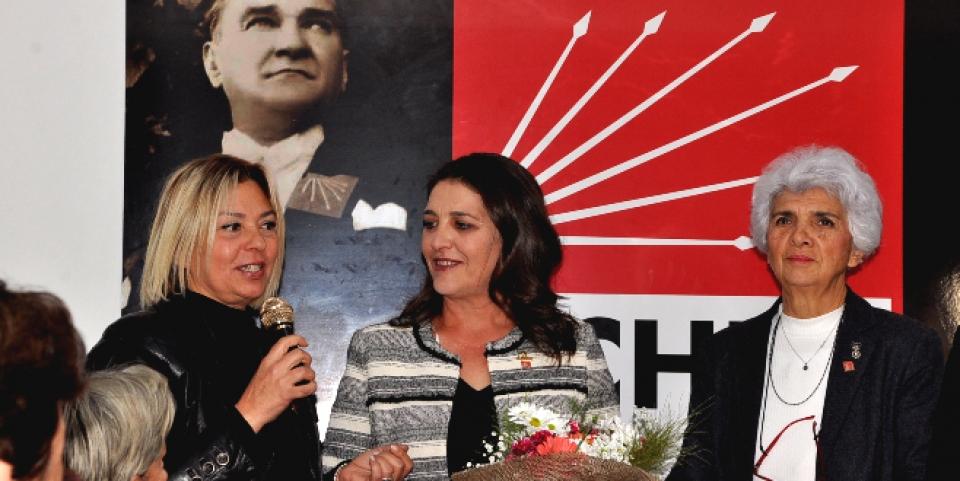 CHP Kadın Kolları Yarışı Hızlandı