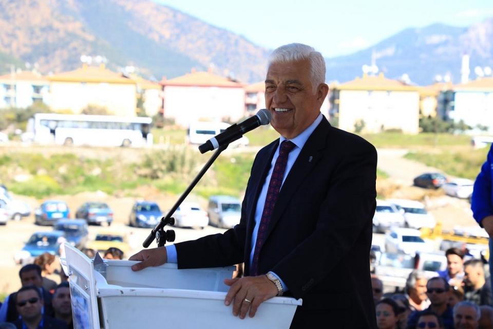 Muğla Büyükşehir'de  CHP'li Osman Gürün seçildi