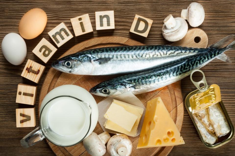 Vücudun en çok ihtiyaç duyduğu 5 vitamin!