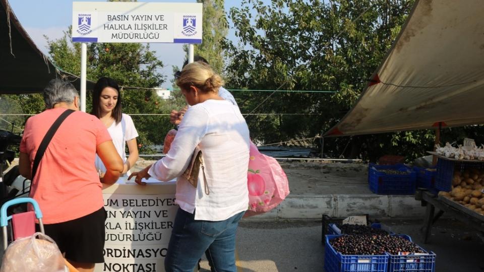Müsaitseniz Size Geliyoruz projesi Gölköy'de devam etti