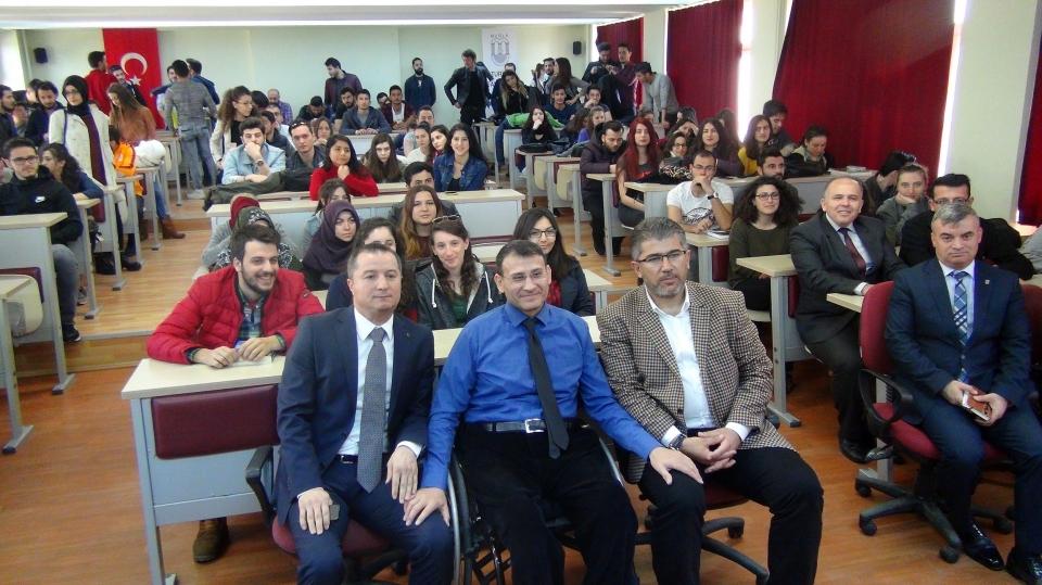 "AK Parti Muğla milletvekili Nihat Öztürk:   ""Siyaset ve turizm ayrılmaz ikili"""