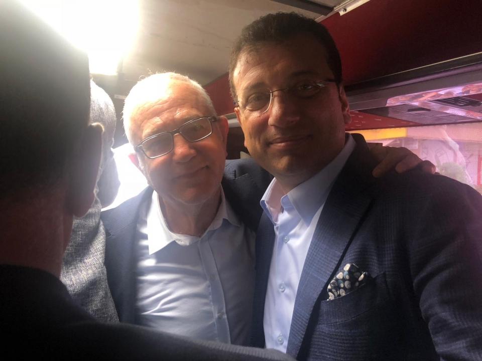 """Zeybekoğlu; """"Demokrasi, İstanbul ve Türkiye Kazandı"""""""