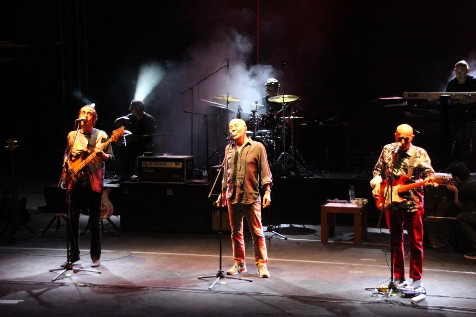 MFÖ Bodrum Antik Tiyatro'da konser verdi