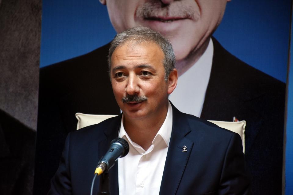 AK Parti İl Başkanı Mete: İmar  Barışı'ndan 20 bin yapı yararlanacak