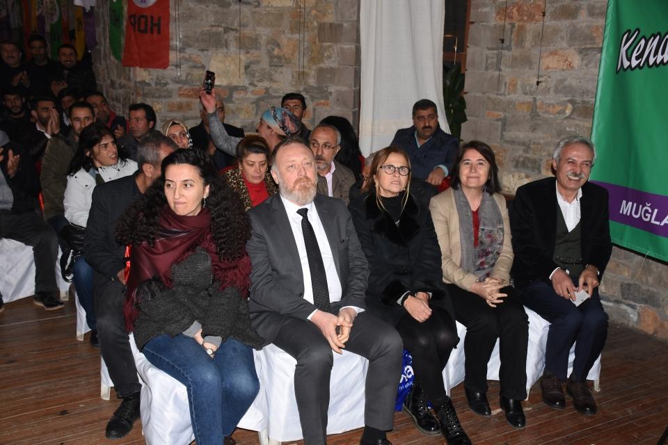 HDP Eş Genel Başkanı Sezai Temelli: