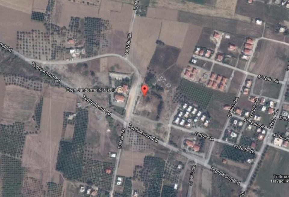Milas Belediyesi'nden milyonluk arsa satışı