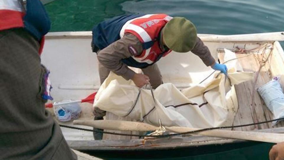 Gümüşlük'te denizde kadın cesedi bulundu