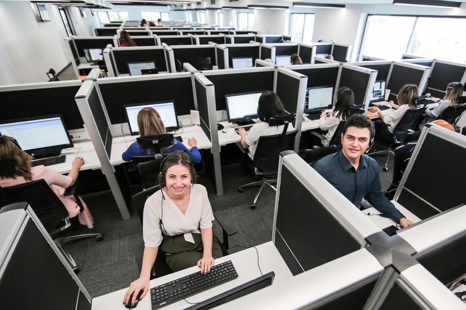 ADM ve GDZ Elektrik Dağıtım Çağrı Merkezi Çıtayı Yükseltti