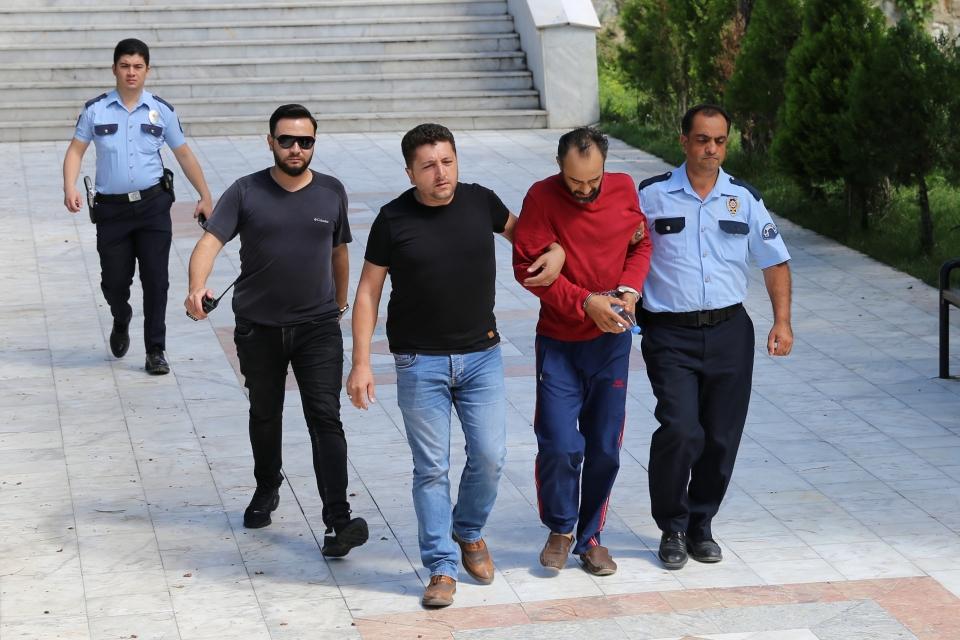 Muğla'da eşini öldüren koca tutuklandı