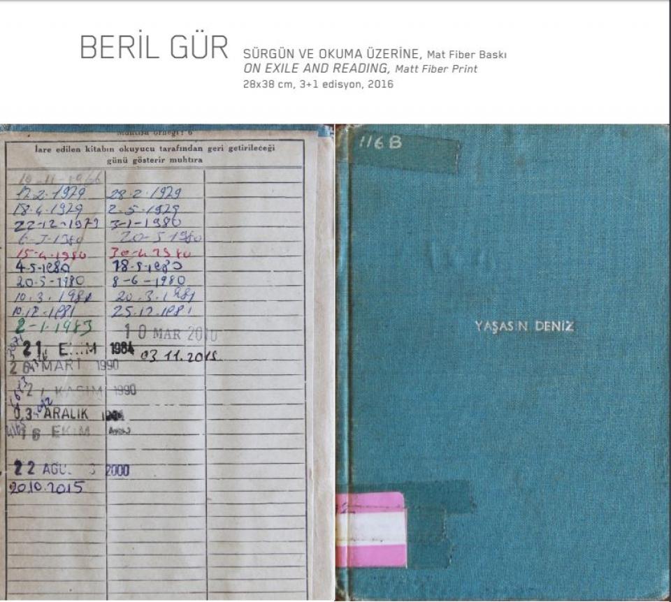 'Sürgün ve Okuma' Berlin'e gidiyor