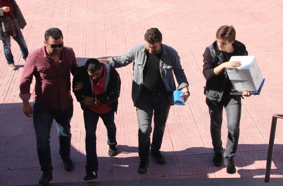 Bodrum'da zehir tacirine tutuklama