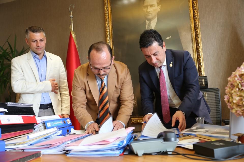"""""""Bodrum'da Yaşıyorum Yelkenle Tanışıyorum"""" projesinin işbirliği protokolü imzalandı"""