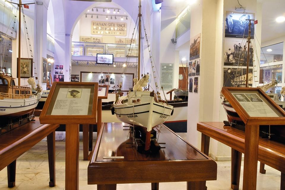 Bodrum Deniz  Müzesi, öğrenciler  arası ödüllü düzyazı yarışması düzenliyor