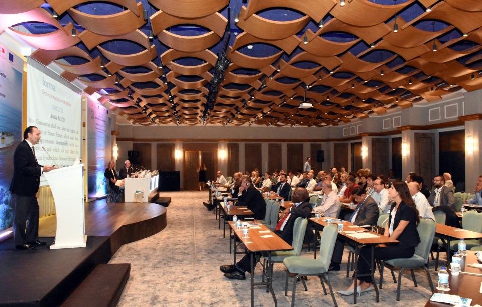 Sualtı Kültürel Mirası Çalıştayı'na 30 ülkeden 100'ün üzerinde uzman ve bilim adamı katılıyor