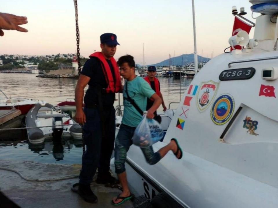 26  göçmen yakalandı