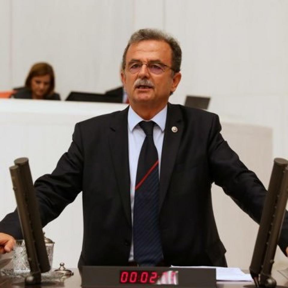 CHP'li Girgin: Yandaşı değil, Vatandaşı düşünün