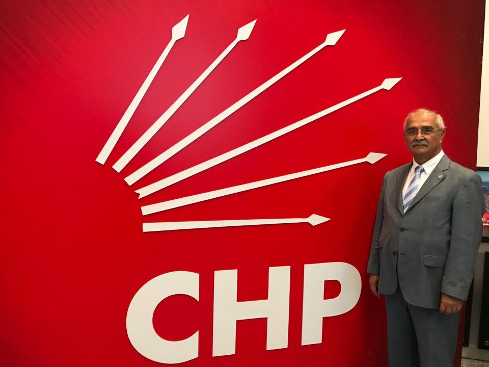 CHP'li Demir Milletvekili başvurusunu yaptı