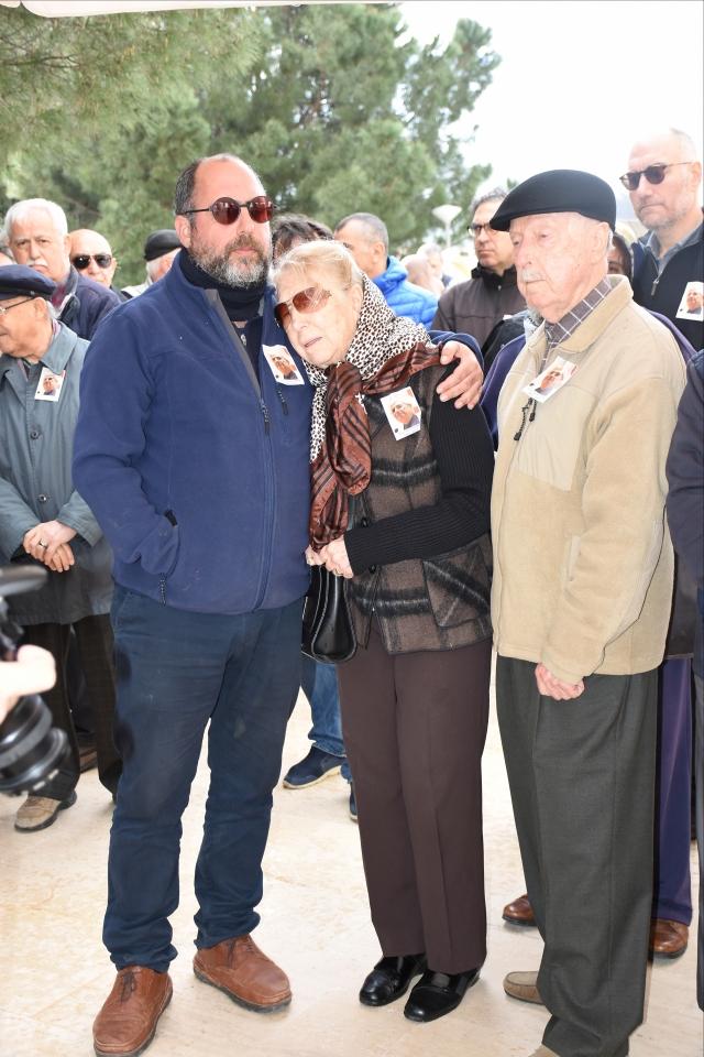 Eski CHP Milletvekili Ülman son yolculuğuna uğurlandı