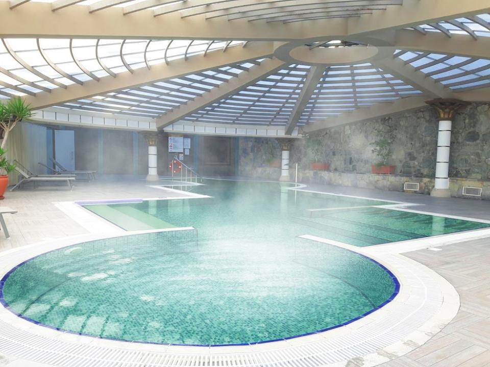Sianji Well-Being Resort termal turizm hizmeti verilmeye başlandı