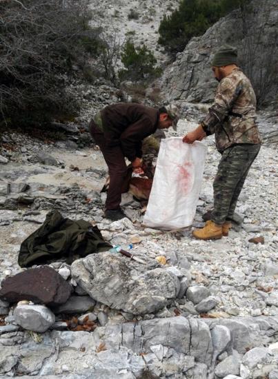 Kaçak avcılara 48 bin lira para cezası