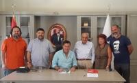 Hasan Güleşçi koleksiyonunu Bodrum Deniz Müzesi'ne bağışladı